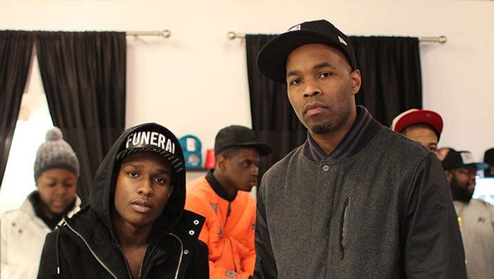 A$AP Rocky & DJ Graffiti