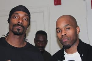 Snoop Doggy Dogg and DJ Graffiti